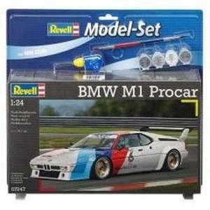 Revell 1:24 BMW M1 Procar Model Set Araba