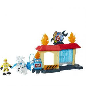 Rescue Bots Macera Seti
