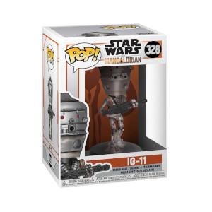 Funko Pop Star Wars Mandalorian: IG-11 Figür