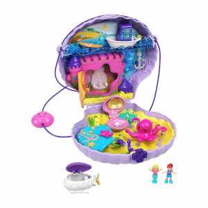 Polly Pocket Çanta Olabilen Micro Oyun Setleri GKJ63