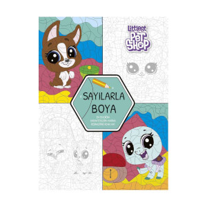 Littlest Pet Shop - Sayılarla Boya