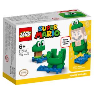LEGO Super Mario Kurbağalı Mario Kostümü 71392