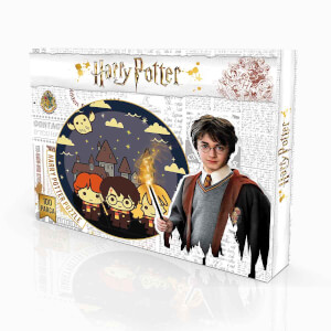 100 Parça Puzzle: Harry Potter
