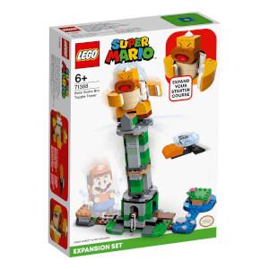 LEGO Super Mario Boss Sumo Bro Devrilen Kule Ek Macera Seti 71388