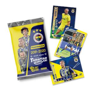 Fenerbahçe 2019-2020 İmzalı Taraftar Kartları