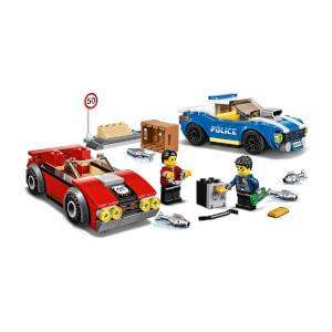 LEGO City Police Polis Otobanda Tutuklama 60242