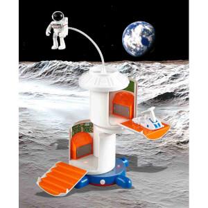 Astro Venture Sesli Ve Işıklı Uzay İstasyonu
