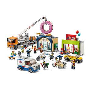 LEGO City Town Donut Dükkanı Açılışı 60233