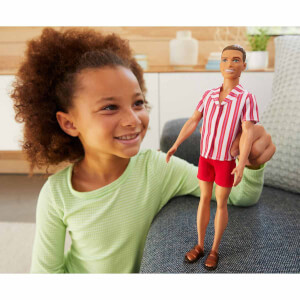 Barbie Ken 60. Yıl Bebekleri GRB41