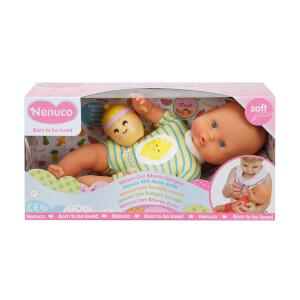Nenuco Çıngıraklı Biberon Bebek Seti
