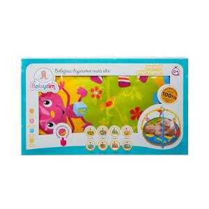 Babycim Çiftlik Hayvanları Oyun Halısı