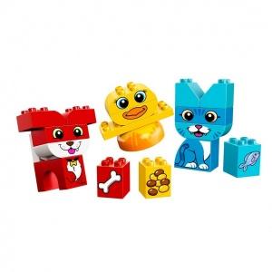 LEGO DUPLO İlk Evcil Hayvanlarım 10858