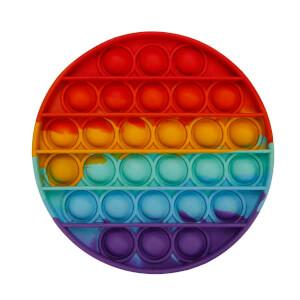Push Pop Bubble Pop It Duyusal Oyuncak Özel Pop Gökkuşağı Renkli