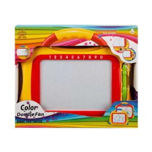 Doodle Yazı Tahtası Renkli