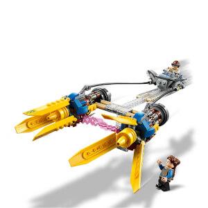 LEGO Star Wars Anakin'in Yarış Podu – 20. Yıl Dönümü Versiyonu 75258