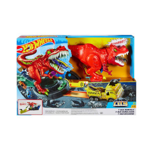 Hot Wheels T-Rex Saldırısı Oyun Seti GFH88