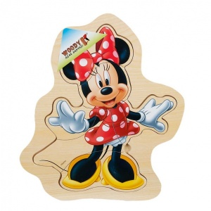 Mickey Mouse Ahşap Puzzle