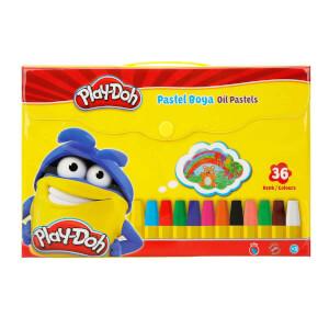 Play Doh Pastel Boya Çantalı 36 Renk