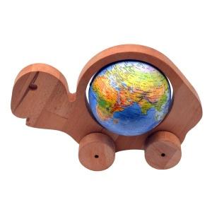 Ahşap Kaplumbağa Küre