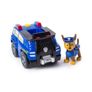 Paw Patrol Görev Aracı ve Kahraman Seti(Chase)