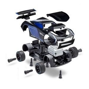 Revell Cars 3 Jackson Storm JR. Kit 22,2 cm.