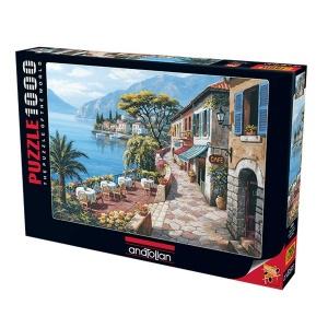 1000 Parça Puzzle : Teras Cafe II