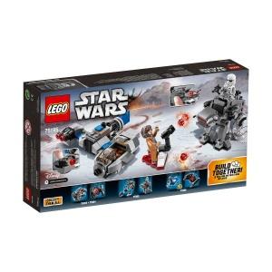 LEGO Star Wars Ski Speeder'a Karşı First Order Walker Mikro Savaşçılar 75195