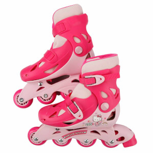 Hello Kitty Inline 4 Teker Paten