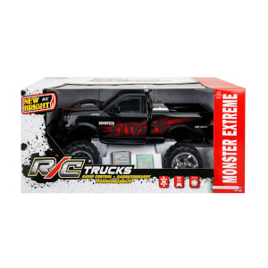 1:16 Uzaktan Kumandalı Off Road Trucks Monster Extereme Araç