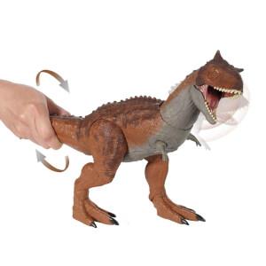 Jurassic World Sesli ve Hareketli Carnotaurus DinozorFigürü GJT59