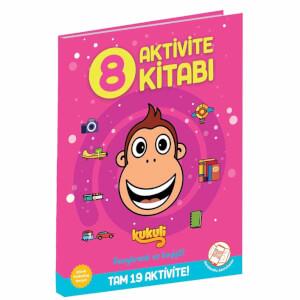 Kukuli Aktivite Kitabı 8