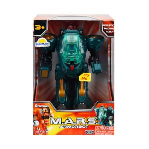 M.A.R.S Sesli ve Işıklı Zırhlı Robot