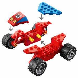 LEGO Marvel Super Heroes Örümcek Adam ve Kum Adam Karşılaşması 76172