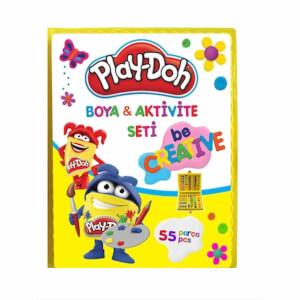 Play Doh Boya Ve Aktivite Seti 55 Parça