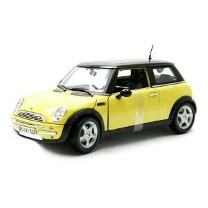 1:18 Maisto Mini Cooper Sun Roof Model Araba