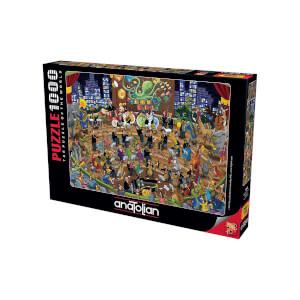 1000 Parça Puzzle : Sempatik Konser