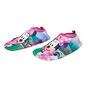 Minnie Deniz ve Havuz Ayakkabısı Pembe