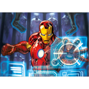 4 in 1 Puzzle : Avengers