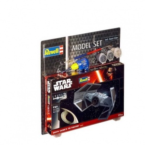 Revell 1:121 Star Wars Darth Vaders Tie Fighter Model Set