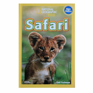 National Geographic Kids Okul Öncesi Safari