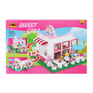 BLX Sweet Girl Lunapark ve Restoran 33005
