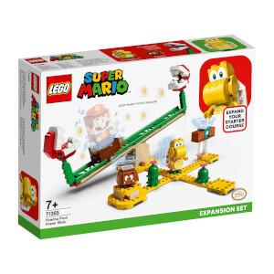 LEGO Super Mario Piranha Plant Güç Kaydırağı Ek Macera Seti 71365
