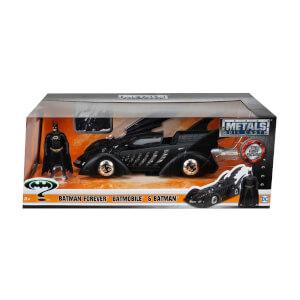 1:24 Batman Batmobile ve Mini Figür (Batman)
