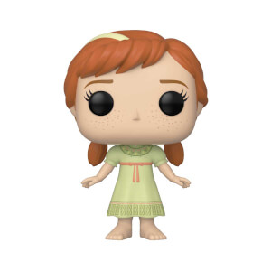 Funko Pop Frozen 2 : Young Anna Figür