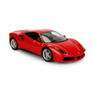 1:14 Ferrari 488 GTB VR Gözlüklü Ve Kameralı Uzaktan Kumandalı Araba