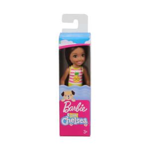 Barbie Chelsea Tatilde Bebekleri GLN73