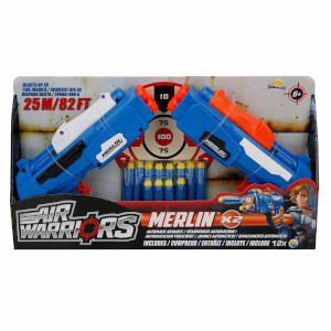 Air Warrriors Merlin 2'li Silah