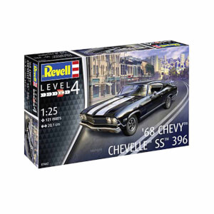 Revell 1:25 1968 Chevy Chevelle SS 396 VSA07662