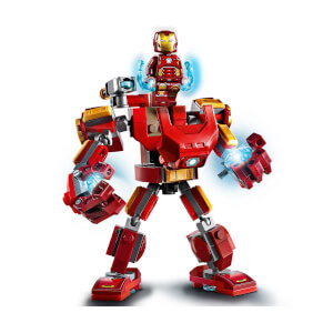 LEGO Marvel Avengers Movie 4 Iron Man Robotu 76140