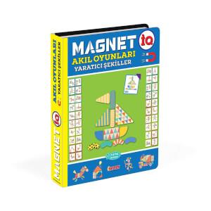 Manyetik Magnet Akıl Oyunları Yaratıcı Şekiller